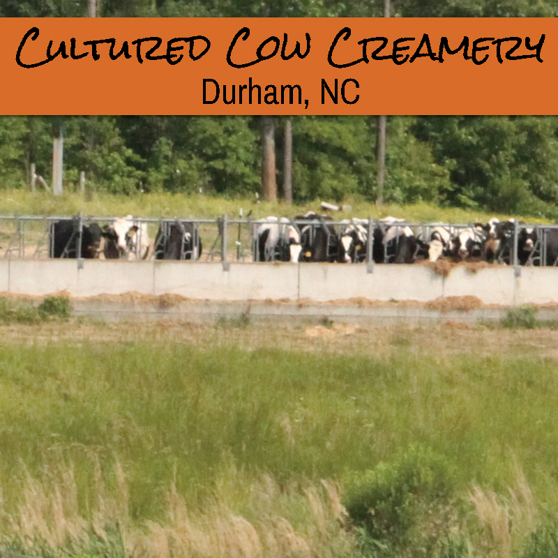 Cultured Cow Creamery, NC